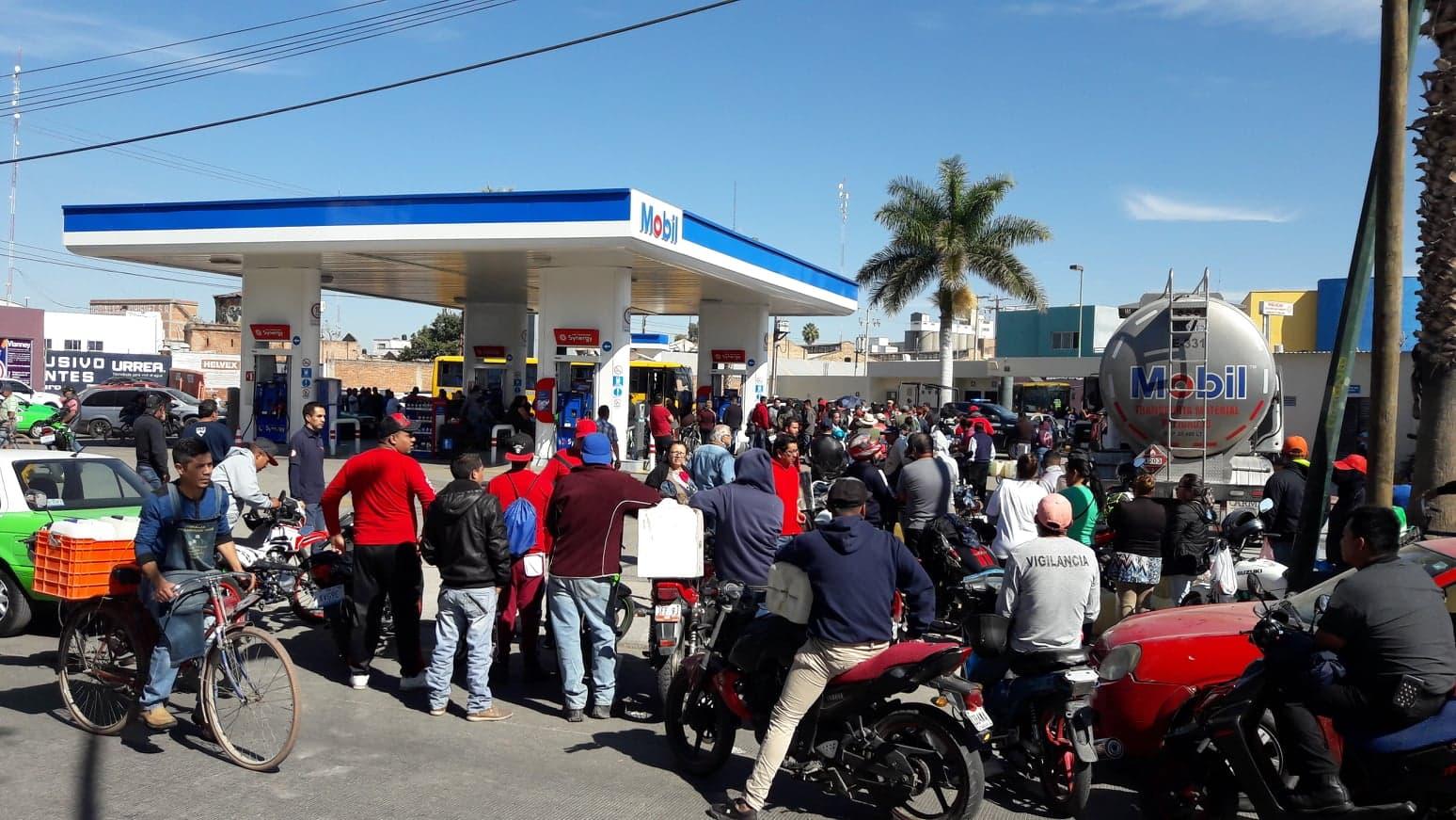 Negligencia de PEMEX y no el combate al robo de combustible, causa real del desabasto: Erandi Bermúdez