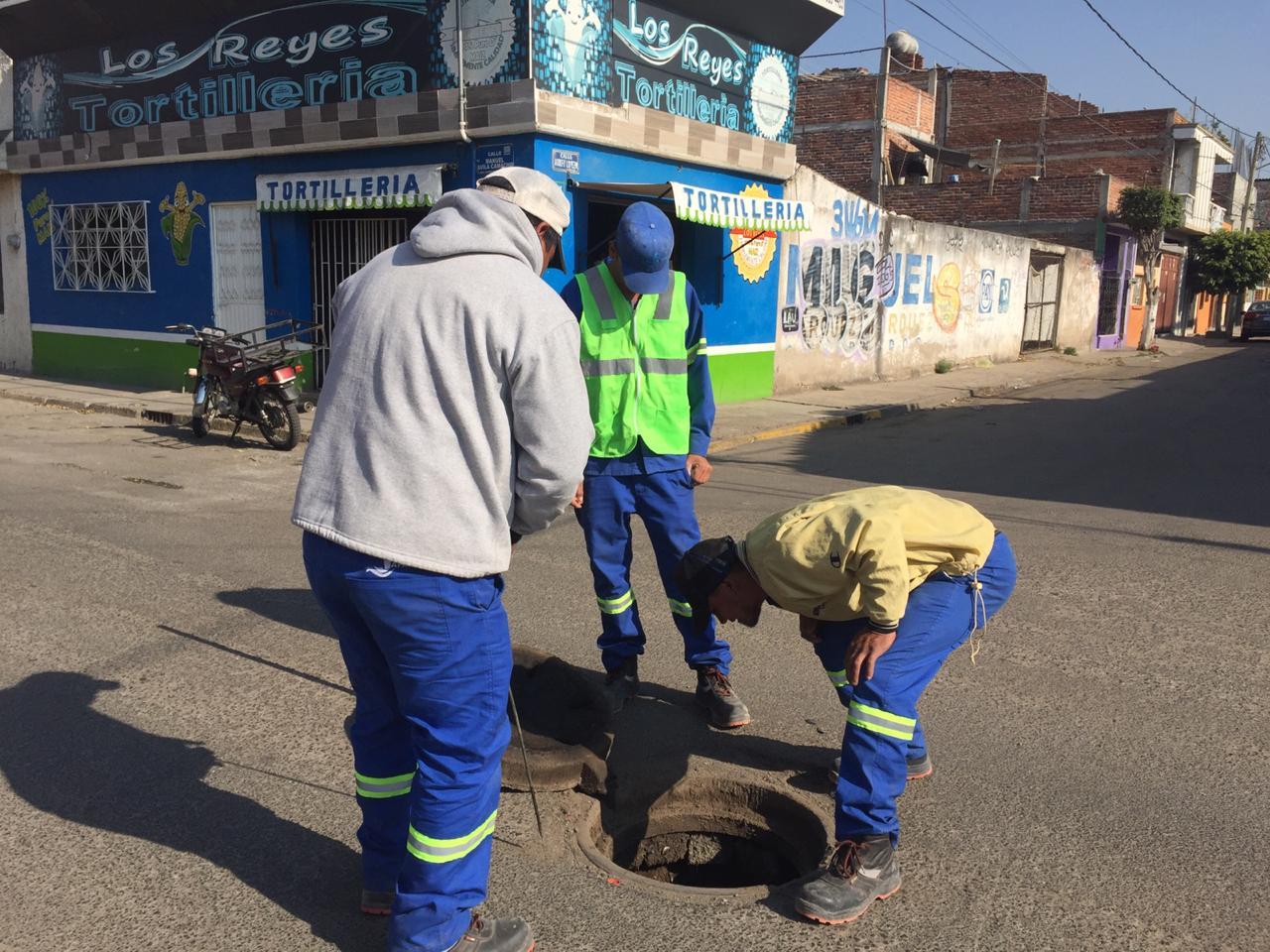 Garantizados servicios de agua potable y drenaje, pese a desabasto de combustible
