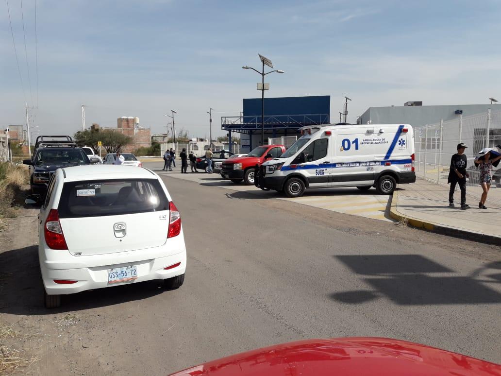 Ataca grupo armado Centro de Salud para rematar a herido de bala