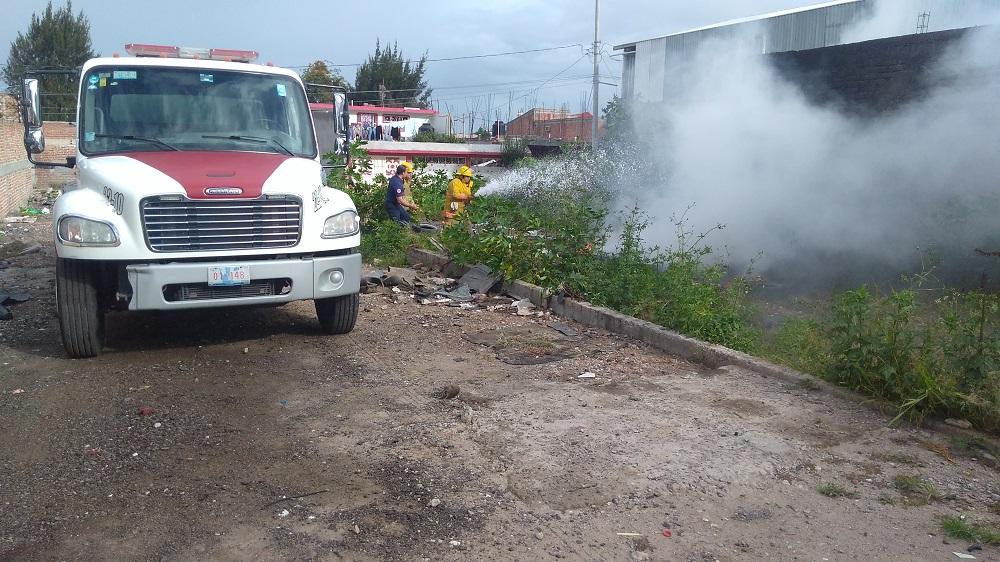 Garantizados servicios de emergencia y seguridad en Irapuato, pese a desabasto generalizado de combustibles