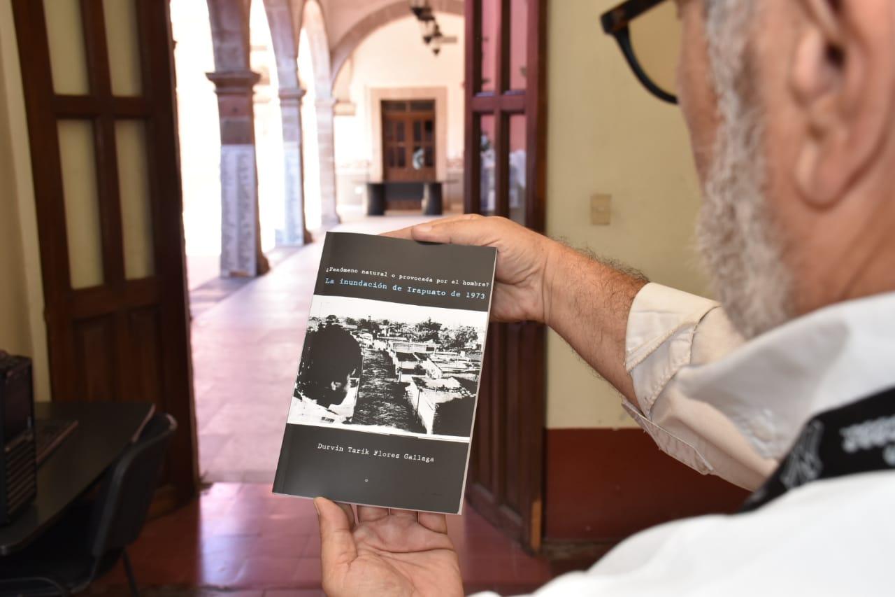 Reedita Archivo Histórico nuevo libro sobre inundación del 73