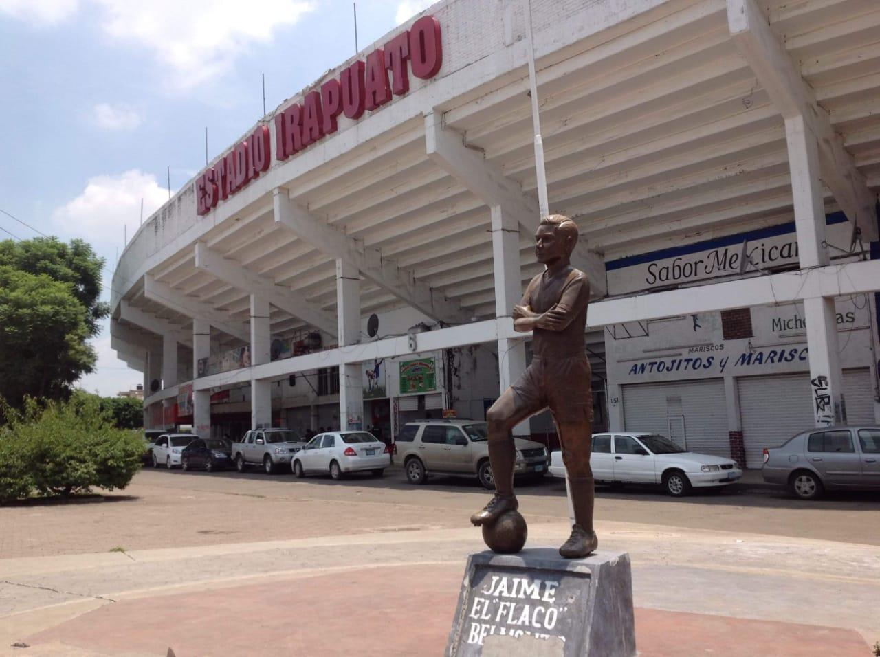 Estadio de Irapuato incumple normas de liga MX; no es una opción