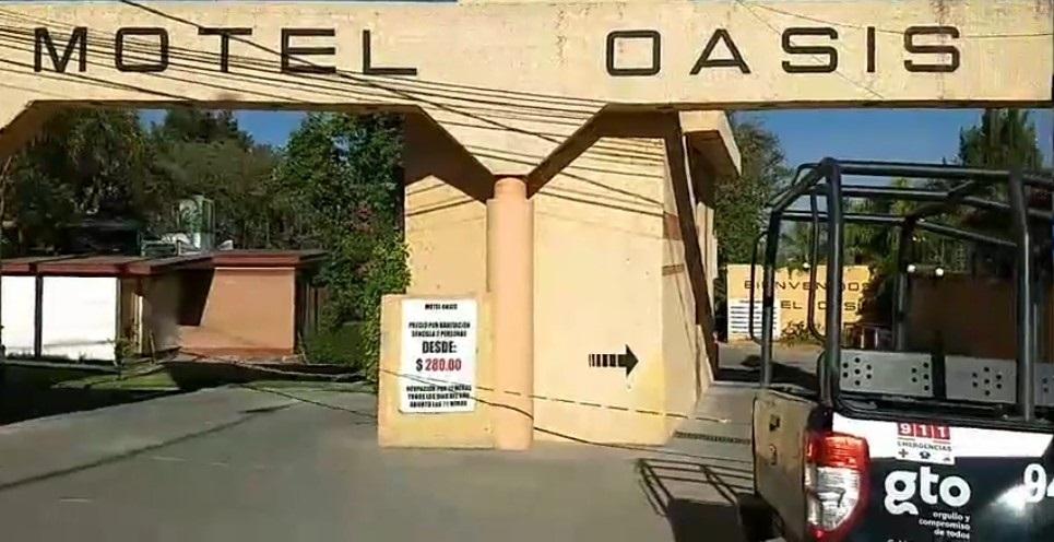 """Asesinan a balazos a recepcionista de Motel """"oasis"""" de salida a León"""