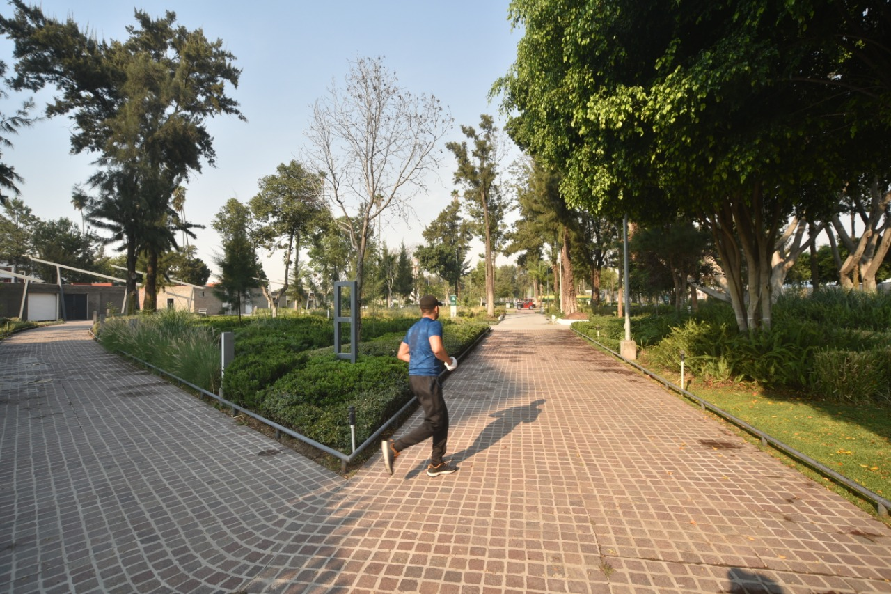 Parque Irekua incrementa sus actividades recreativas