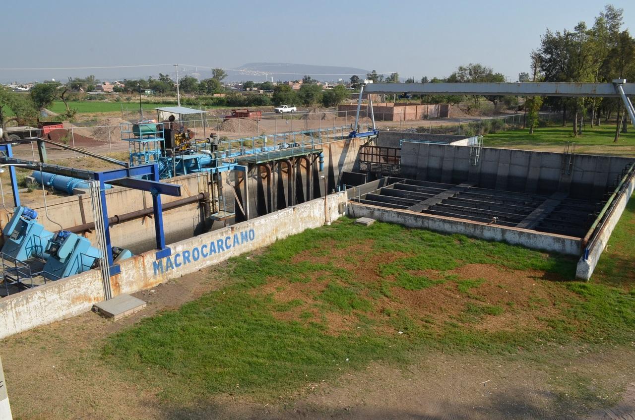 Logra JAPAMI reducir en 20 % consumo de energía eléctrica en plantas tratadoras de aguas residuales