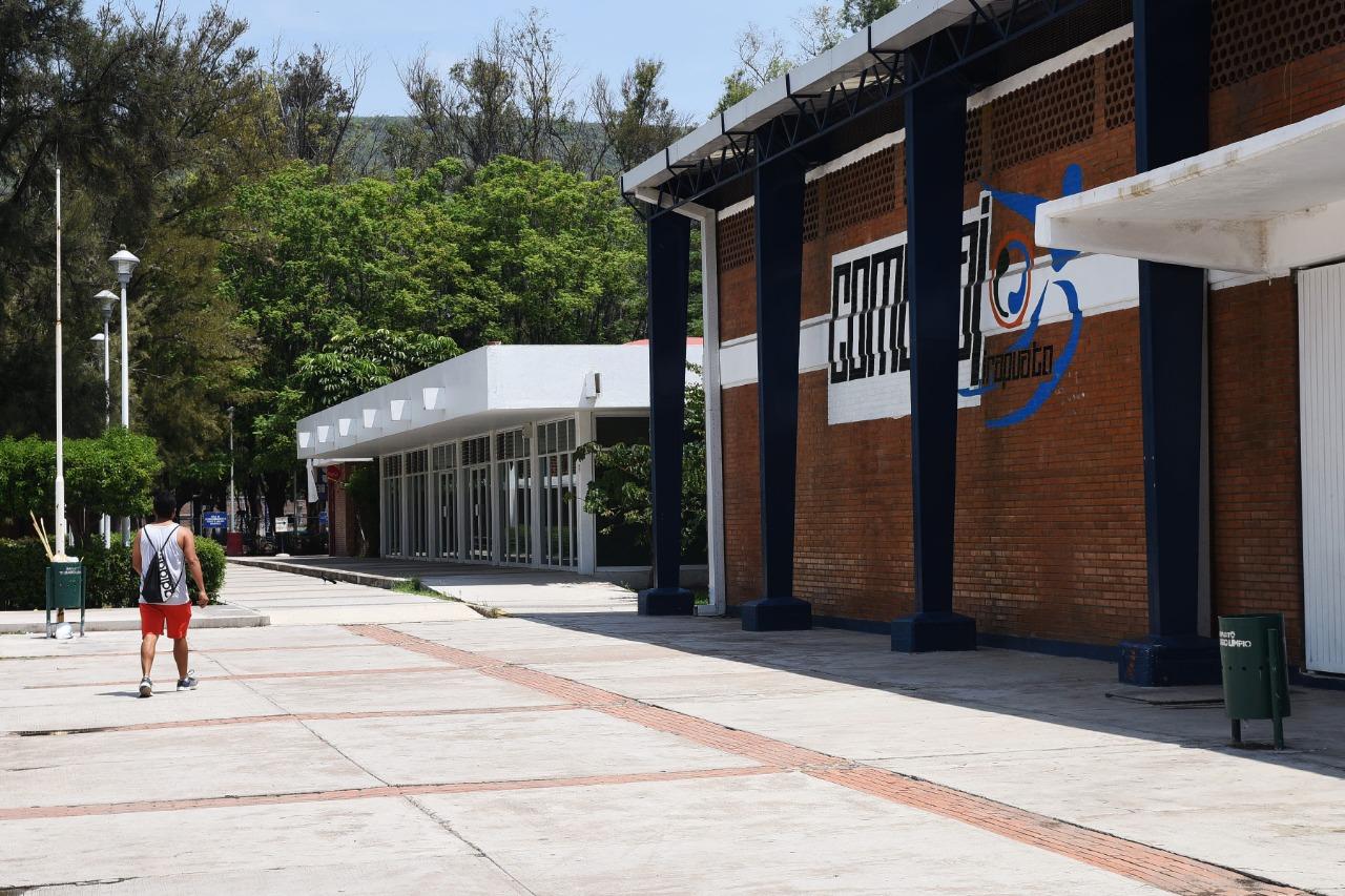 Este lunes 19 de octubre reabrirán unidades deportivas; uso de canchas y gimnasios, solo con cita