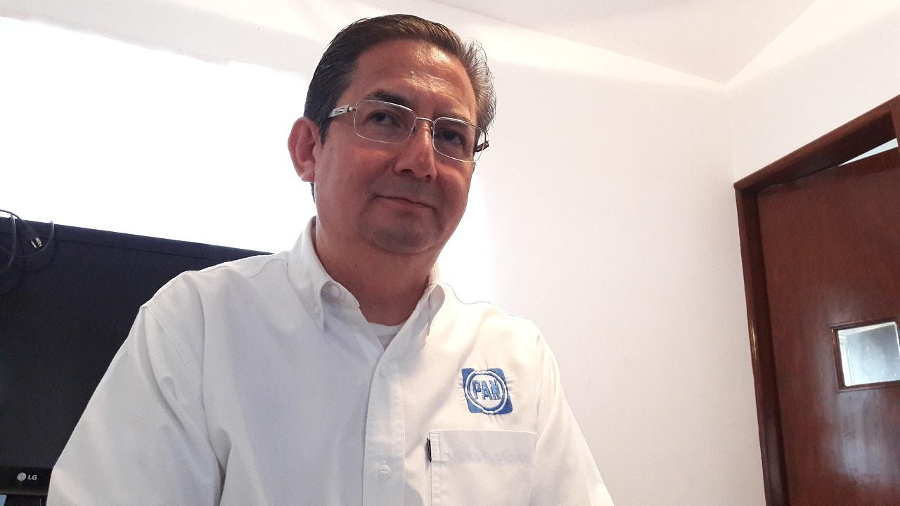 Insano y prematuro, hablar de futuros candidatos del PAN a la alcaldía de Irapuato: Acosta Ramos
