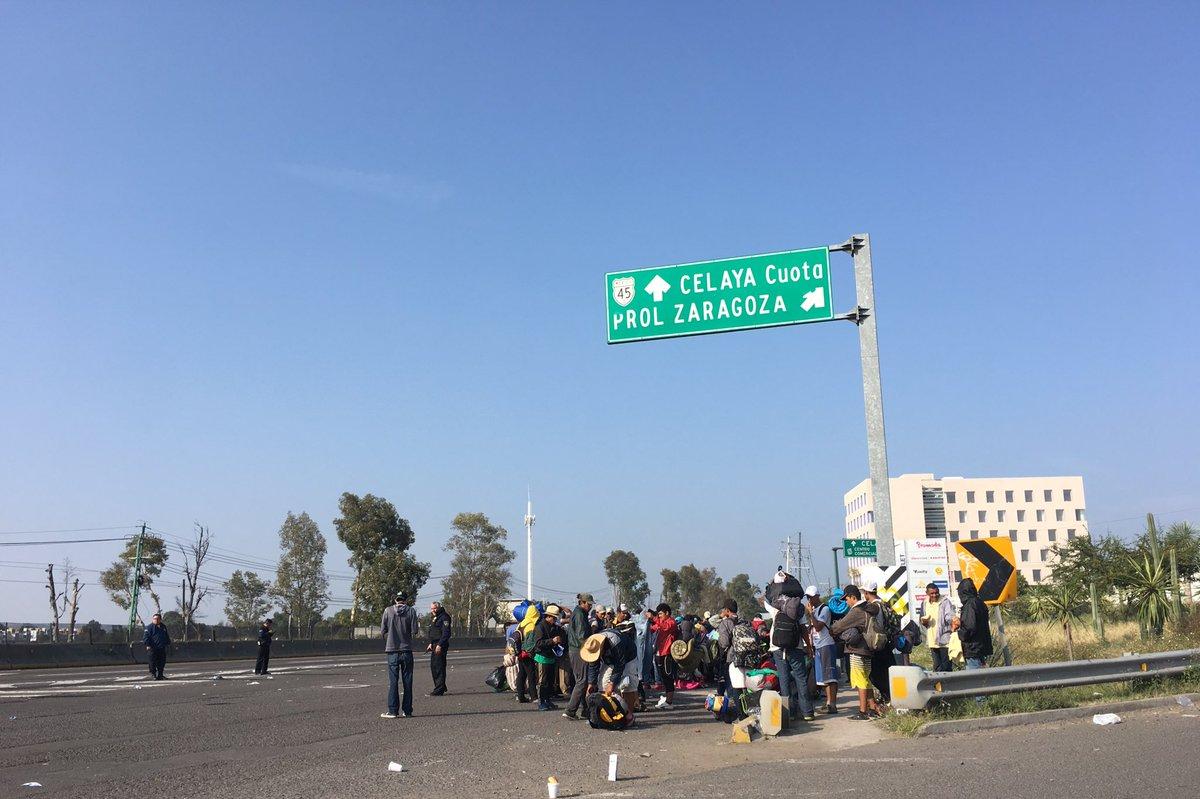 Guanajuato, en alerta ante oleada de migrantes; no se les criminalizará: Diego Sinhue