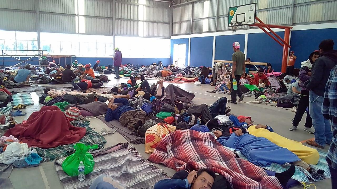 """Criminales y miembros de """"la mara"""" se infiltran con oleadas de migrantes: Diócesis de Irapuato"""