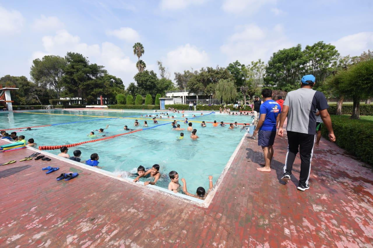 Iniciaron Cursos de Verano en Irapuato; hay 1200 niños inscritos