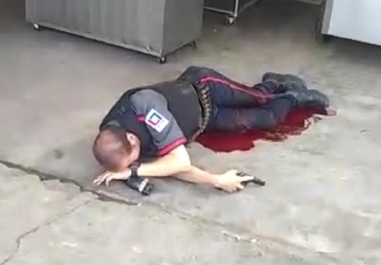 Balacera entre Guardias de Valores y asaltantes: un muerto y dos heridos