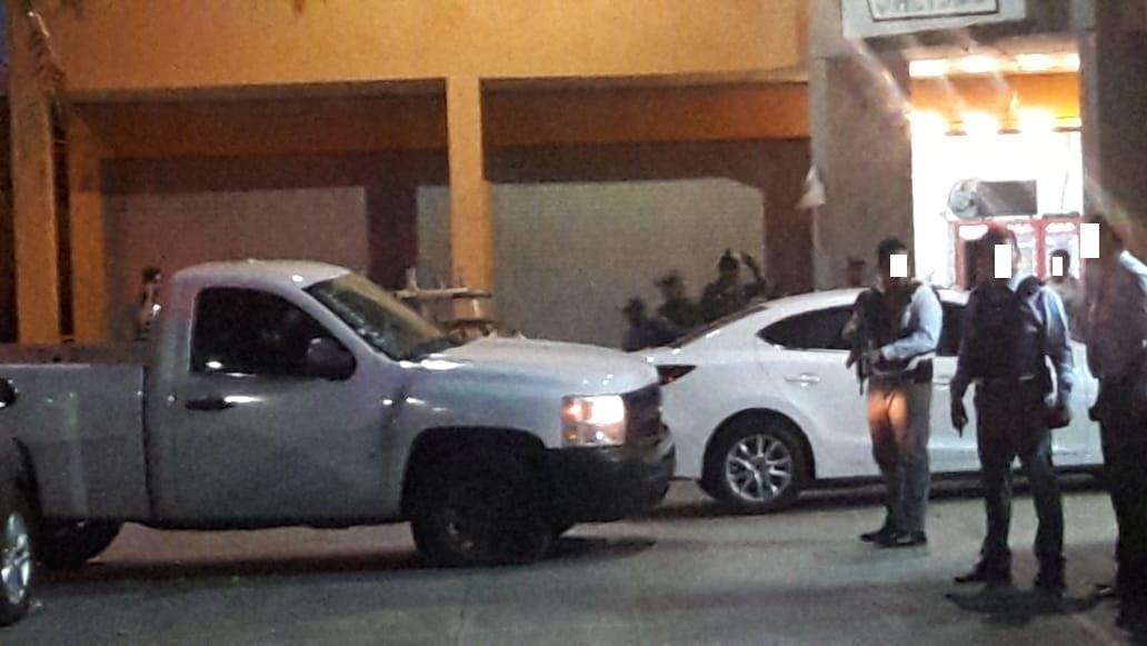 Grupo armado ataca a policías ministeriales en Irapuato: 2 heridos