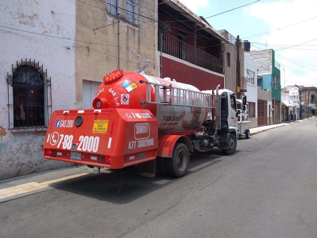 Reforzará PC Irapuato supervisión de pipas gaseras para evitar accidentes