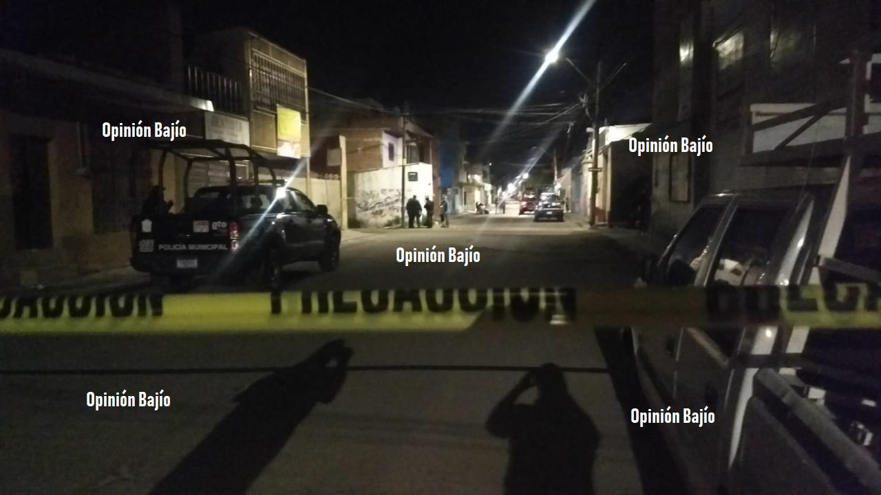 Grupo armado entra por la fuerza a una casa y ejecutan a tiros a un hombre