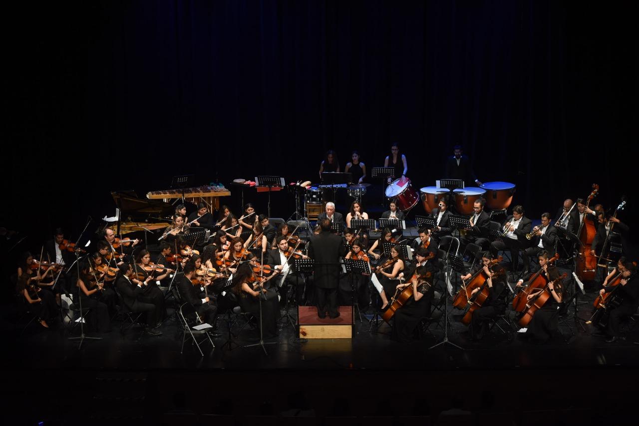 Festejó Orquesta Sinfónica Infantil y Juvenil de Irapuato 7o. Aniversario con concierto