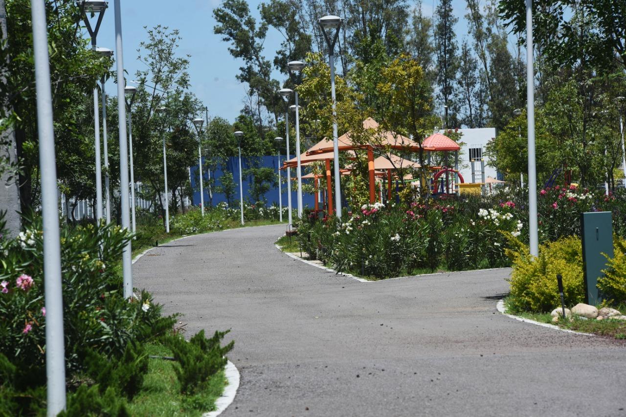 Acceso a Mega Parque es gratuito hasta el 12 de septiembre
