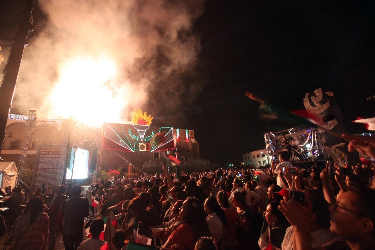 Listo operativo de seguridad y protección civil para Fiesta Patria y Grito de Independencia