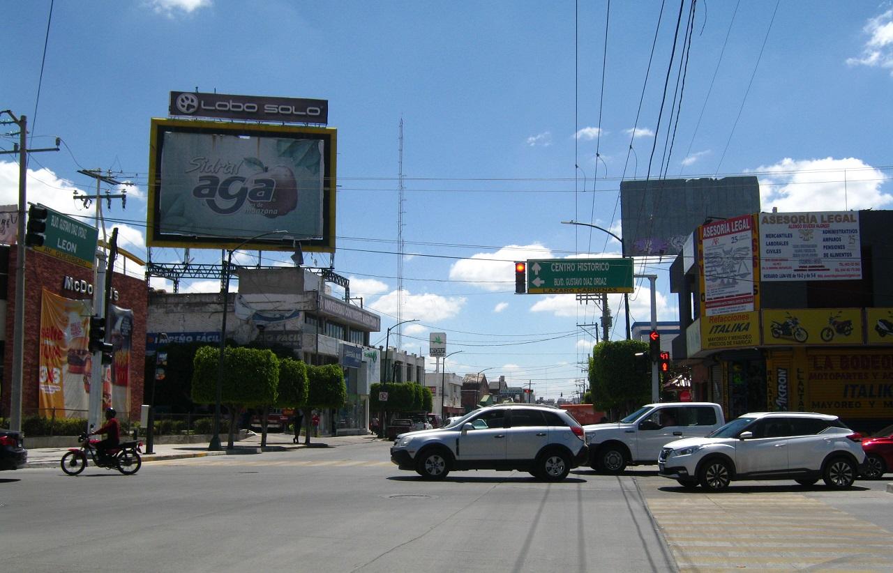 Multas de tránsito por faltas graves aumentarán 20% para 2020 en Irapuato