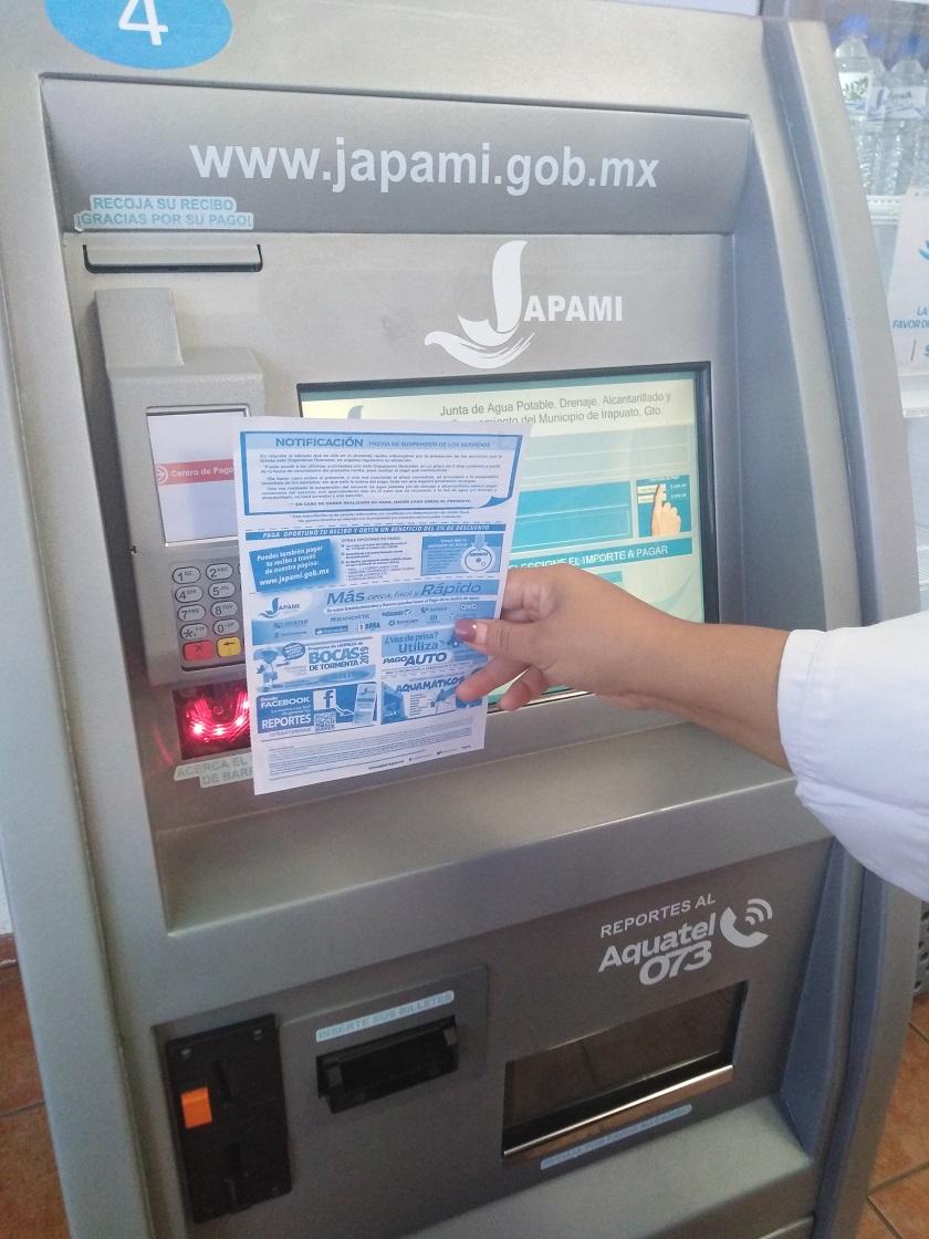 ¿Conoces tu recibo de pago de JAPAMI? aquí te decimos como revisarlo