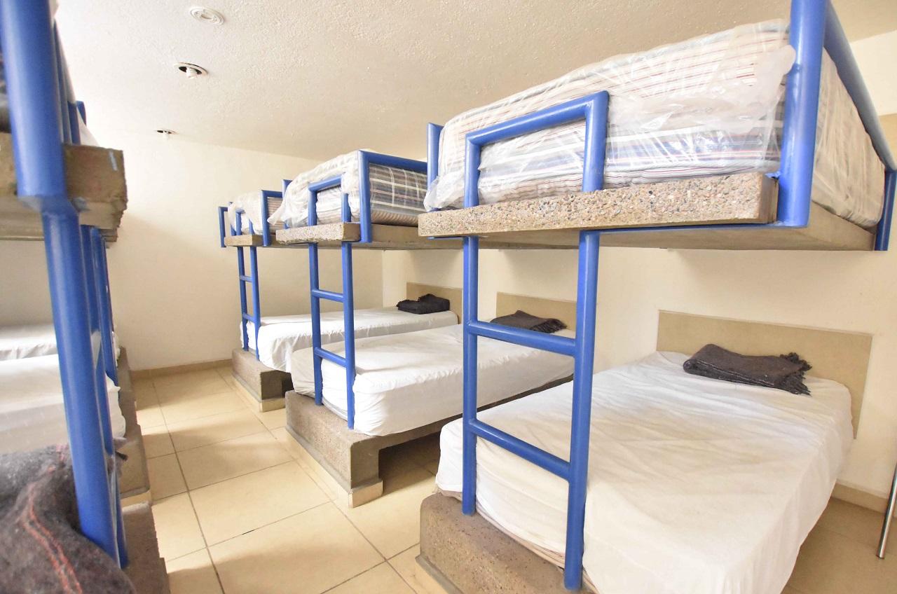 Listo primer albergue invernal en Irapuato; tiene capacidad para 51 personas