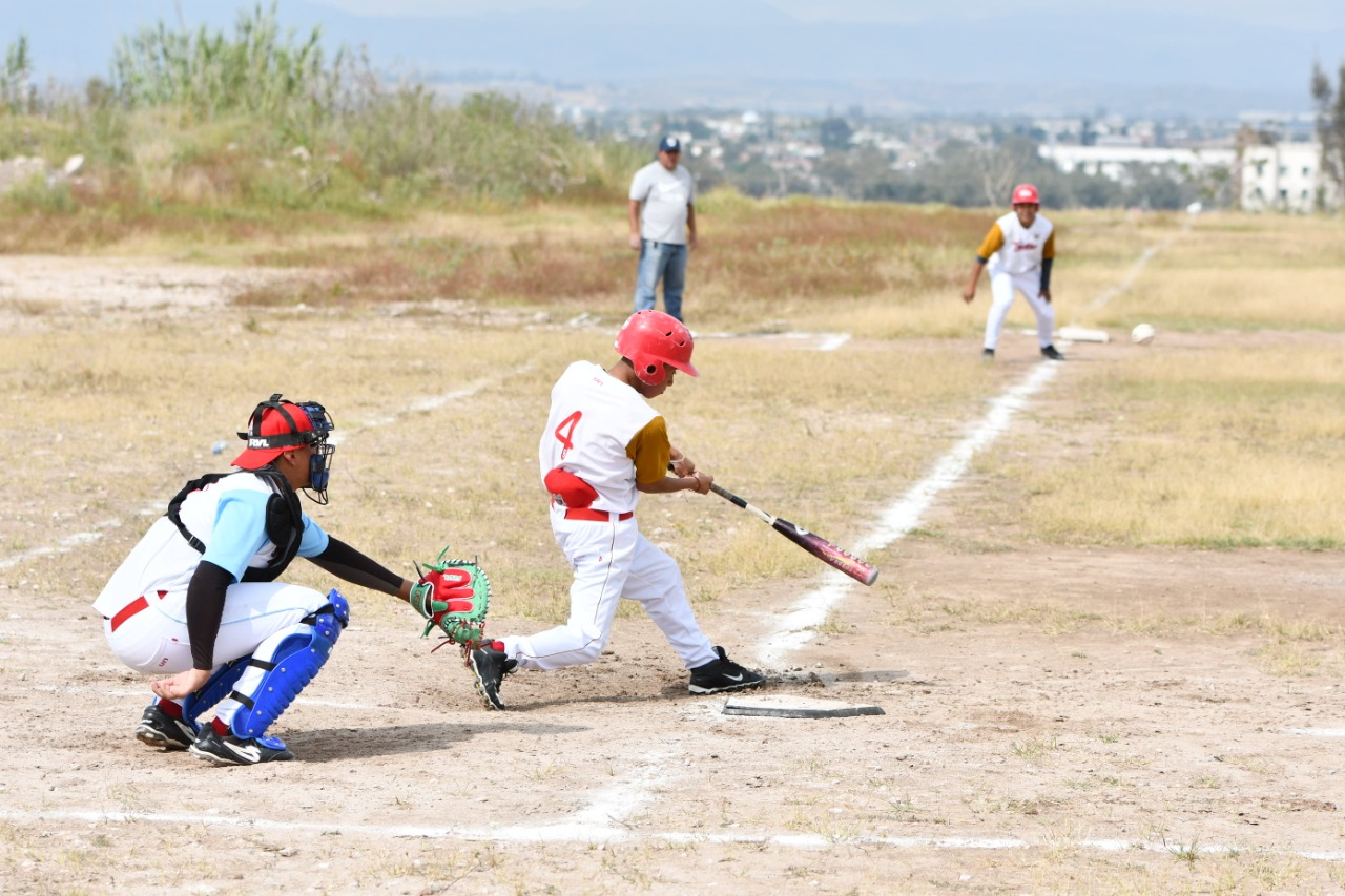 Se llevó a cabo 3era. Jornada de Copa Comunidades de Béisbol