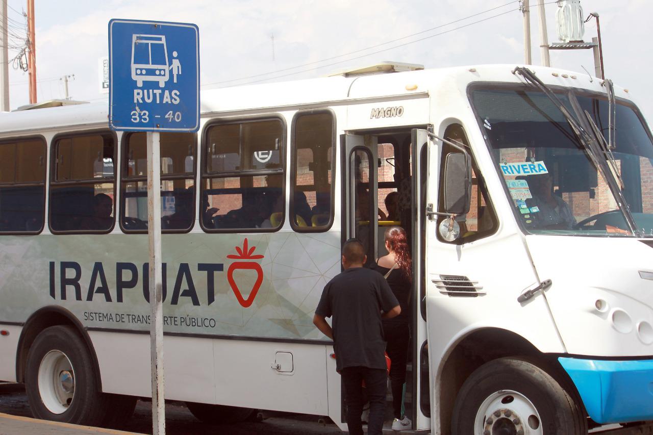 Detectan abusos en cobros de tarifa de rutas suburbanas; Movilidad realiza operativo para frenarlos