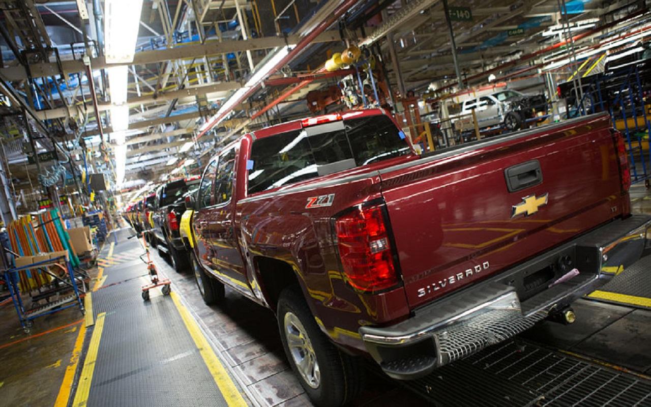 3 mil trabajadores de 5 empresas proveedoras afectados, por paro en GM Silao