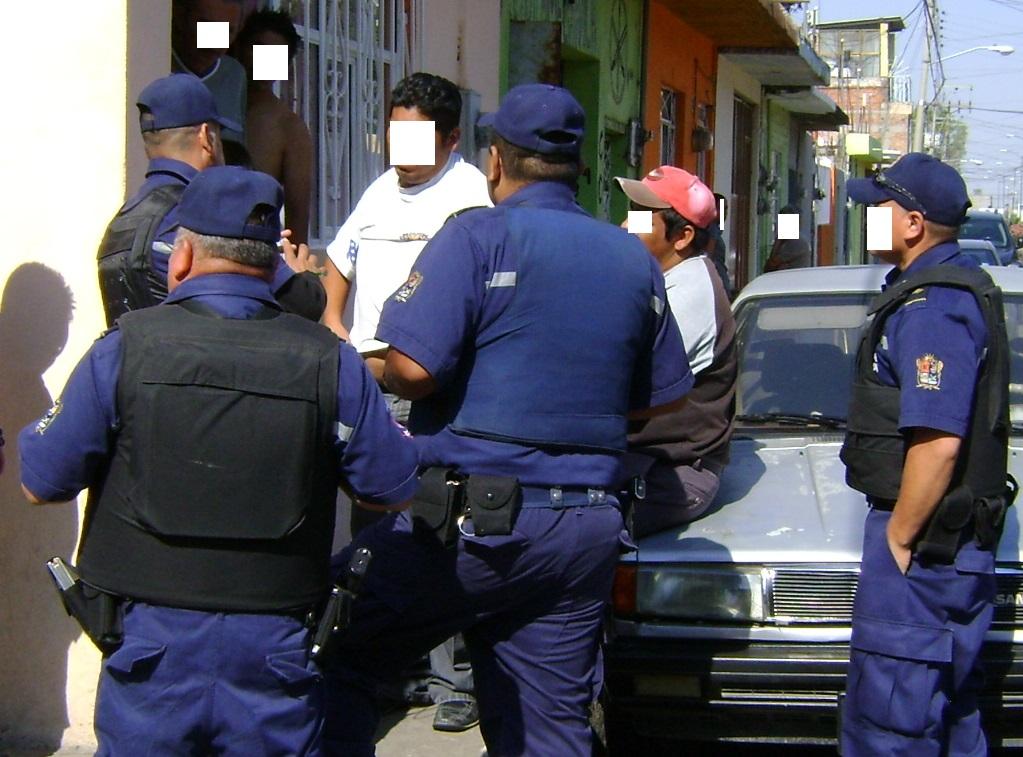 Revisarán confiabilidad de elementos de la Policía Auxiliar de Irapuato
