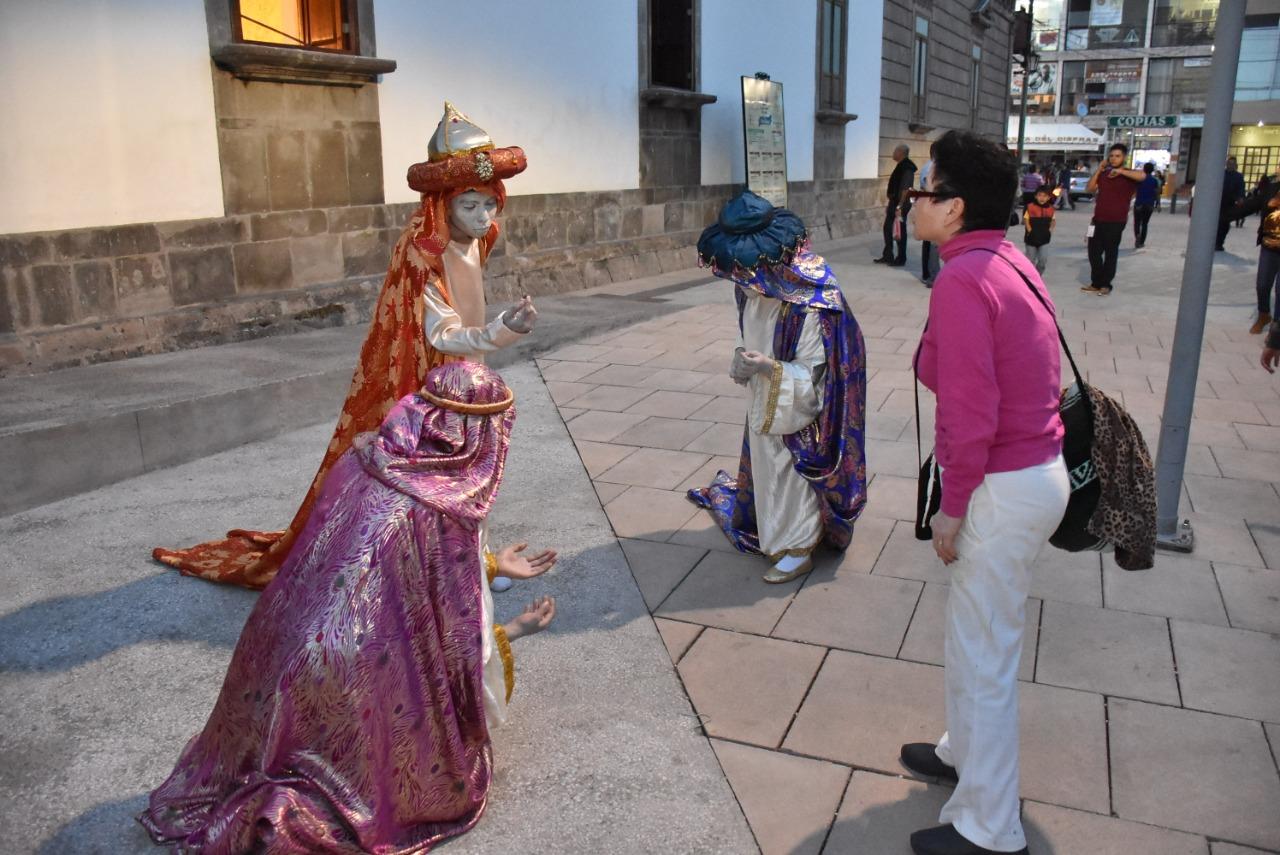 Invitan a artistas a sumarse al Circuito Navideño Irapuato 2019