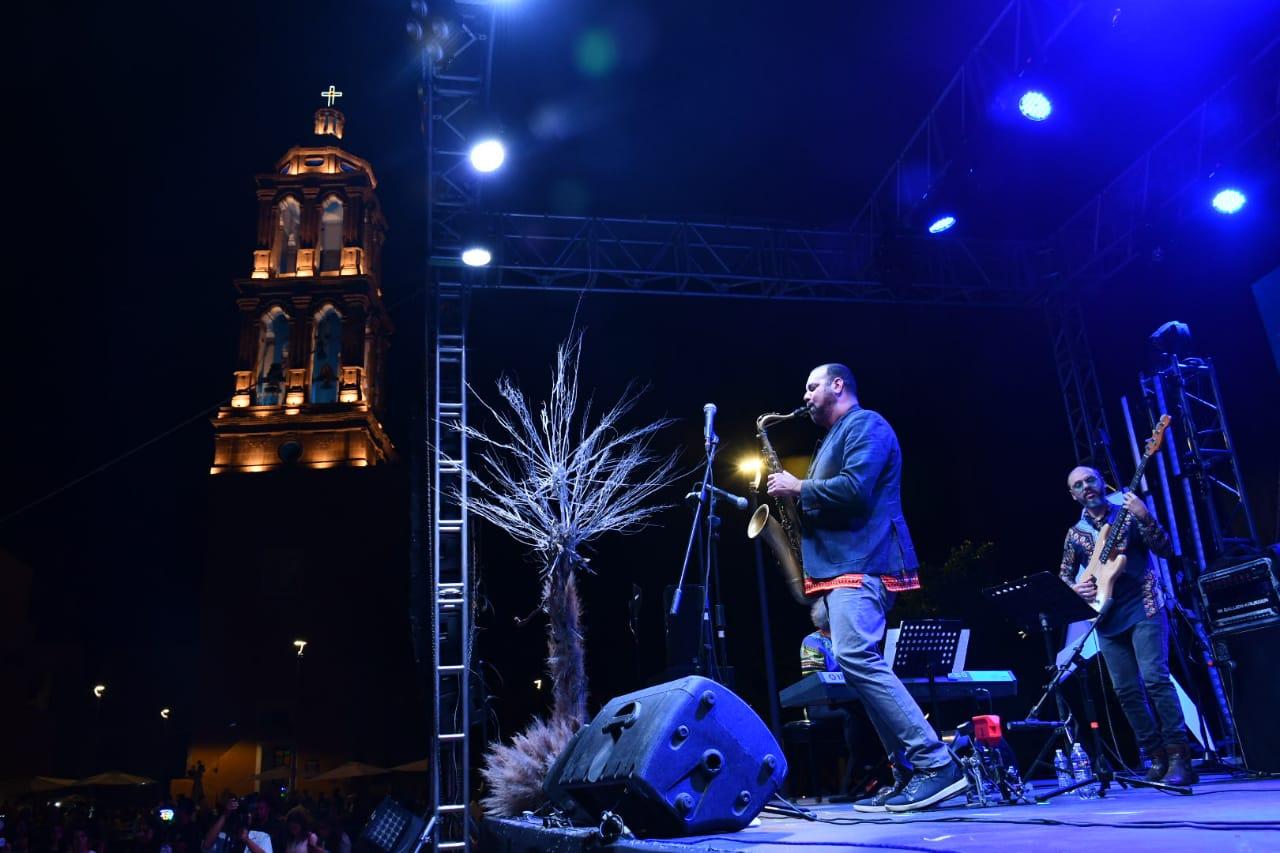 Inicia Festival Luces de Otoño y Jazz 2019 en Irapuato