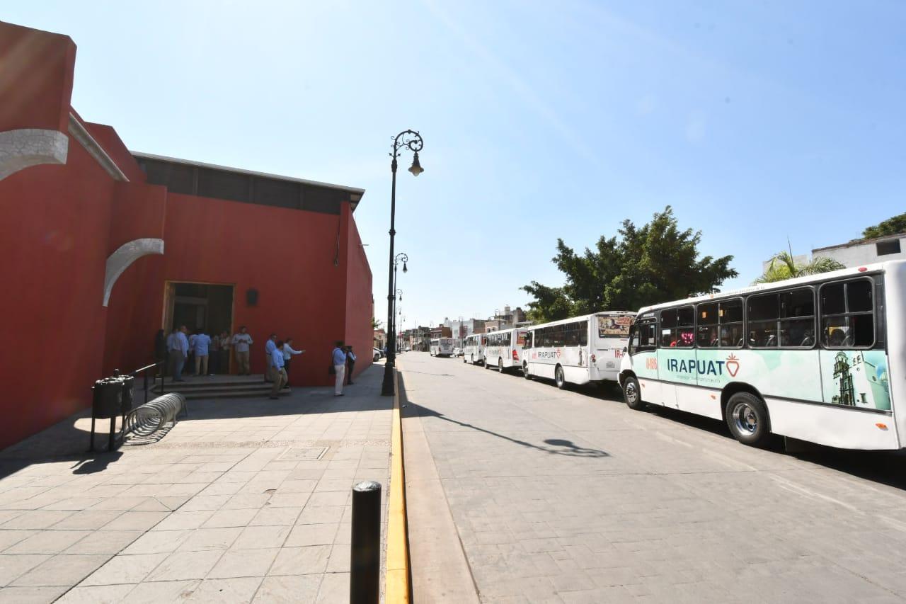 En días, abrirán nuevas instalaciones del SIT y dirección de Transporte