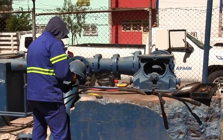 Hasta 600 mil pesos cuesta reponer equipo robado en pozos: JAPAMI