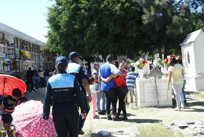 Saldo blanco en operativo de Dia de Muertos en Guanajuato