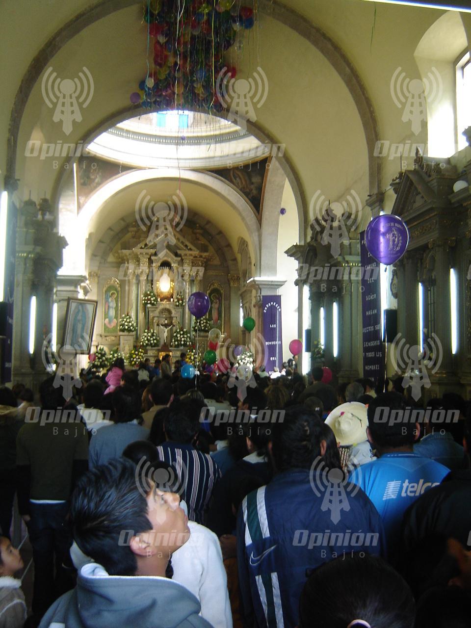 Reducir afectaciones a vialidades y no usar pirotecnia, pide Diócesis de Irapuato a peregrinaciones guadalupanas