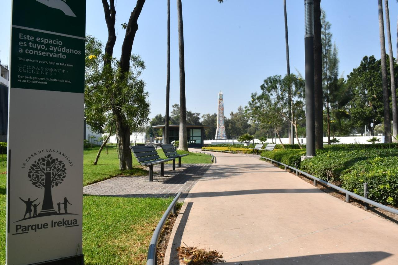 Preparan primer cierre de Parque Irekua en Diciembre por mantenimiento