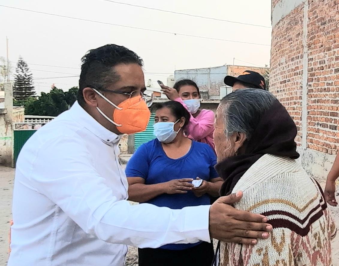 Deben resarcirse daños a las madres y mujeres: Jorge Luis Martínez Nava