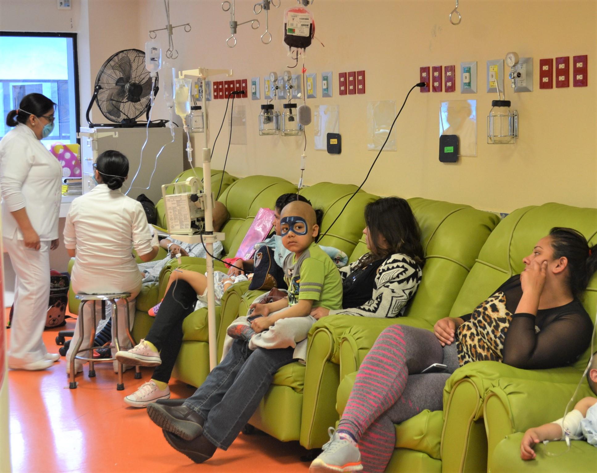 Refuerza Secretaría de Salud de Guanajuato atención al cáncer infantil