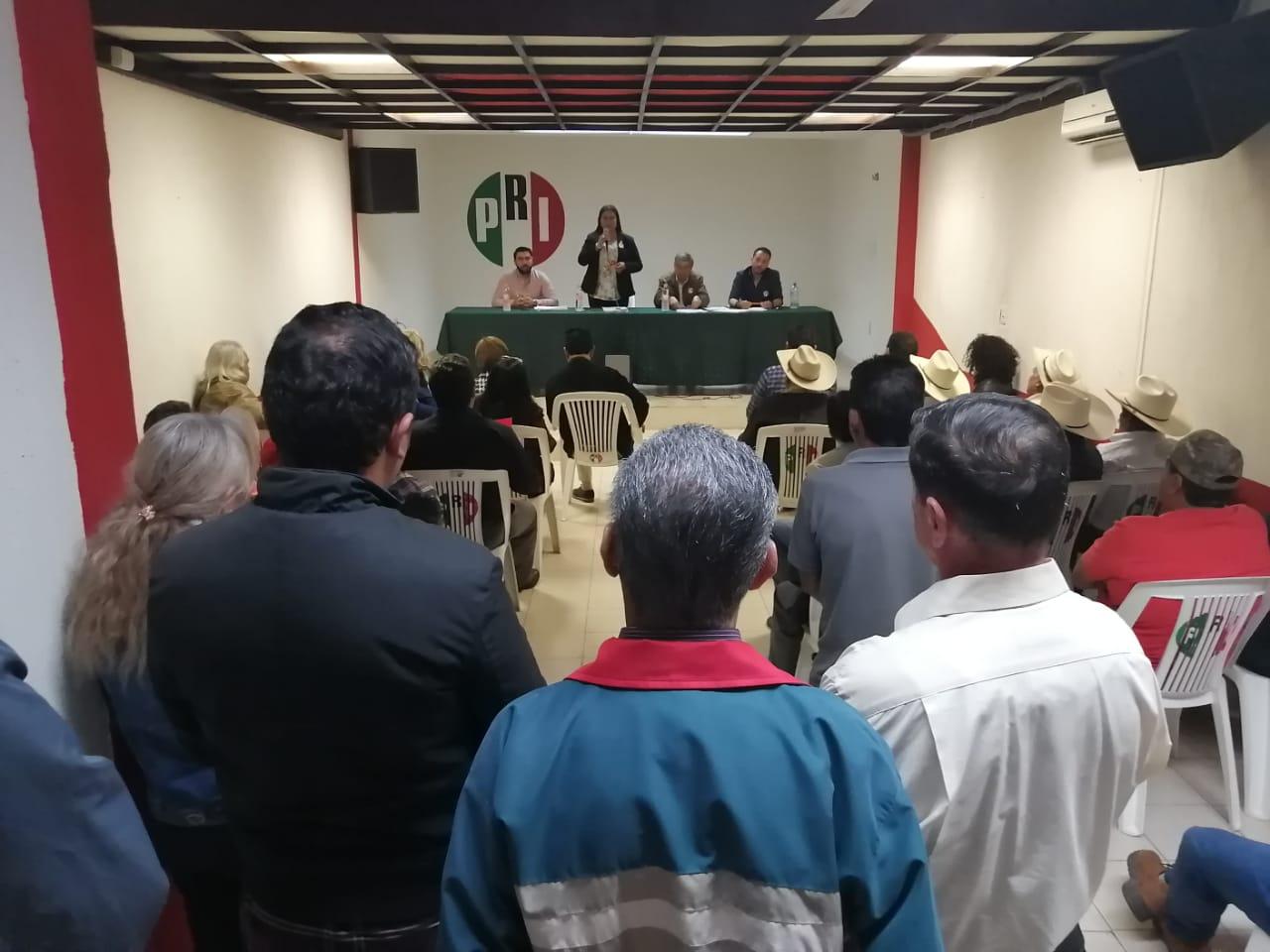 Busca PRI dejar atrás opacidad en elección de nueva dirigencia