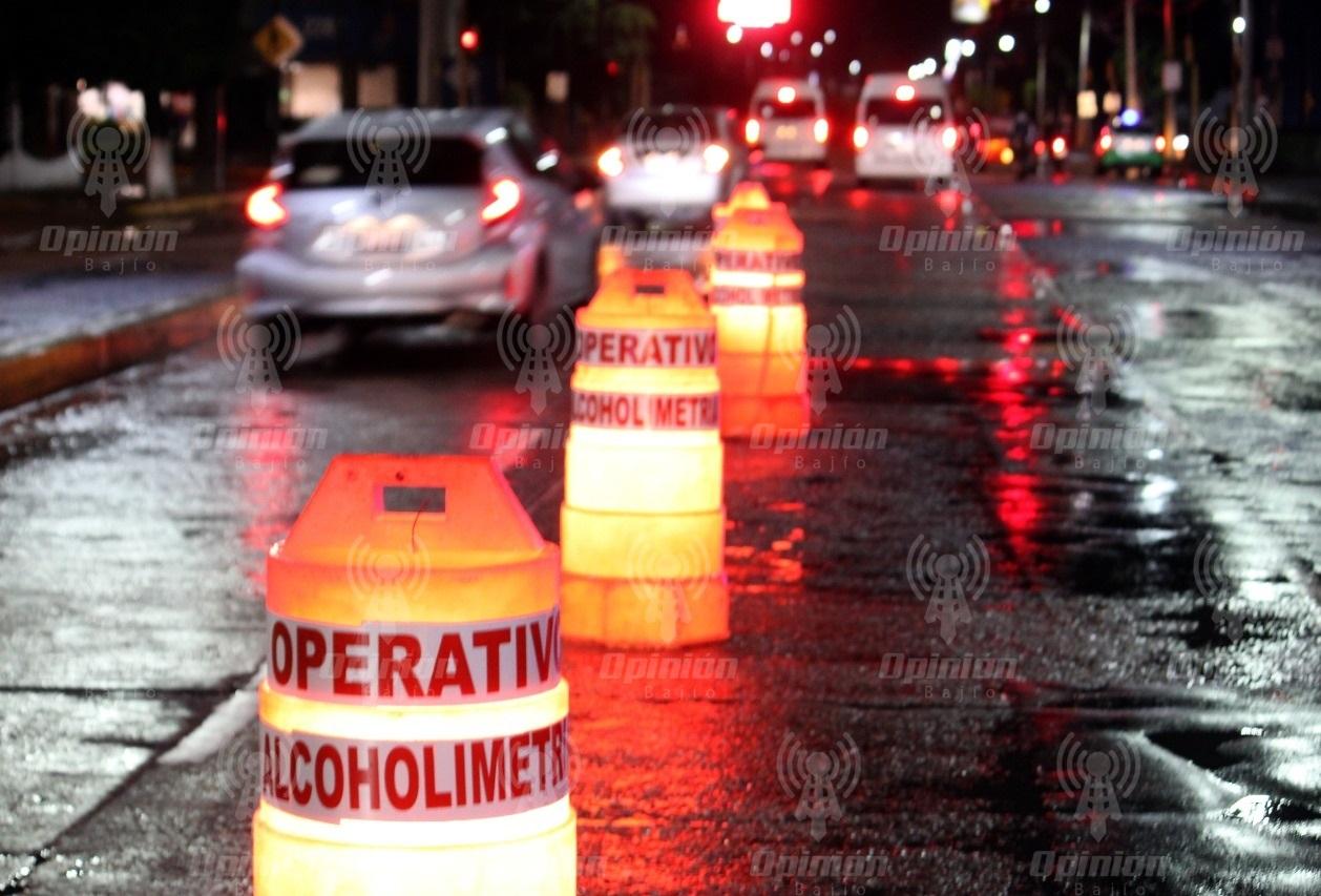 En Irapuato, habrá operativo alcoholímetro en Nochebuena y Navidad