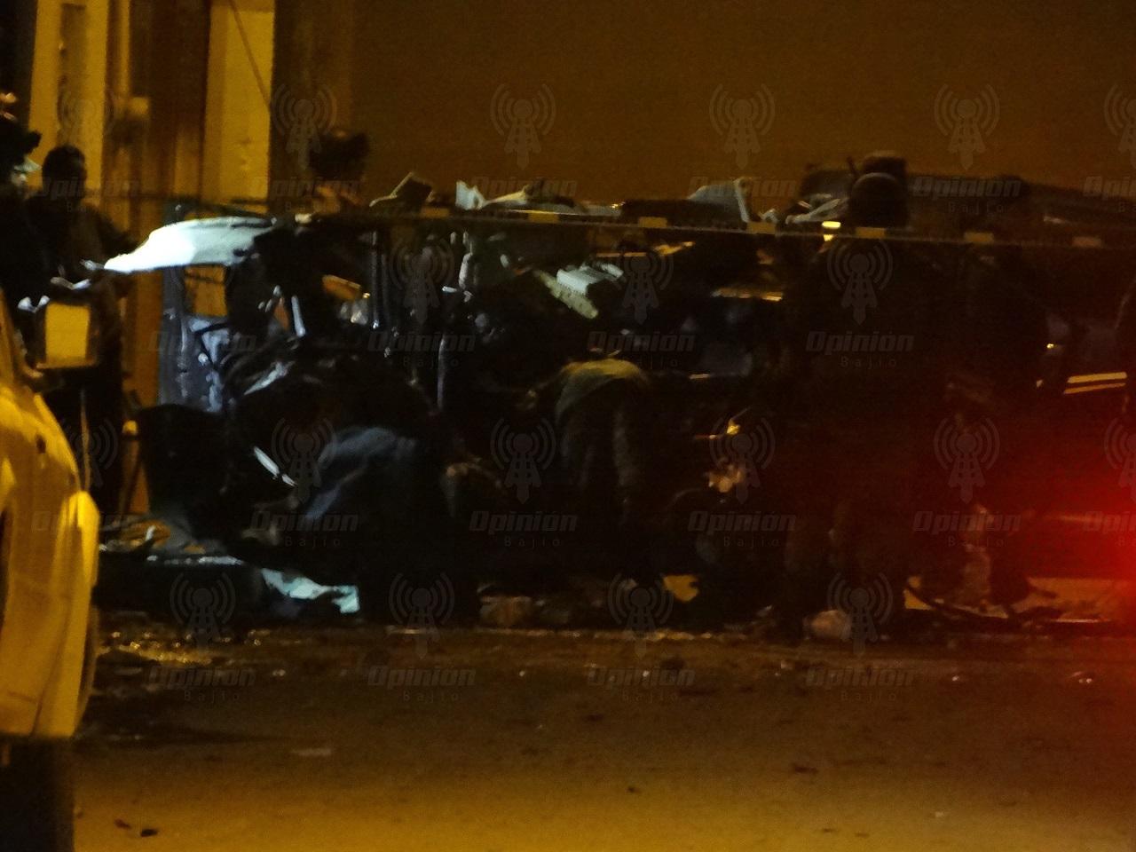 Sin avances, investigación de granadazos contra camioneta