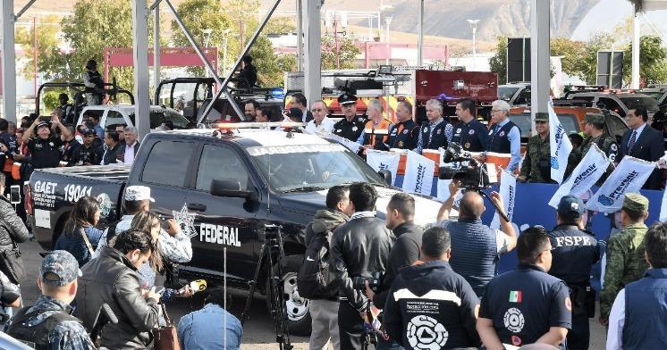 """Inicia operativo """"Lupe-Reyes"""" en Guanajuato; participarán 18 mil elementos de seguridad y emergencias"""