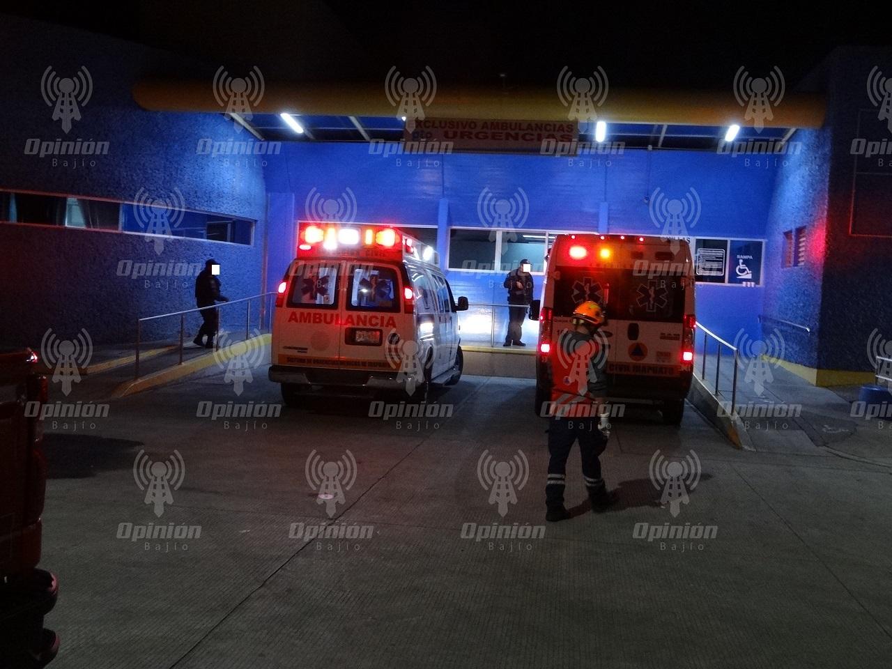 Sujeto agresivo provoca explosión con gas para evitar ser detenido; hay 5 policías heridos