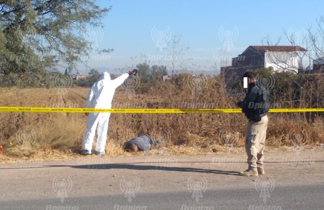 Encuentran cadáver maniatado al costado de carretera a Malvas