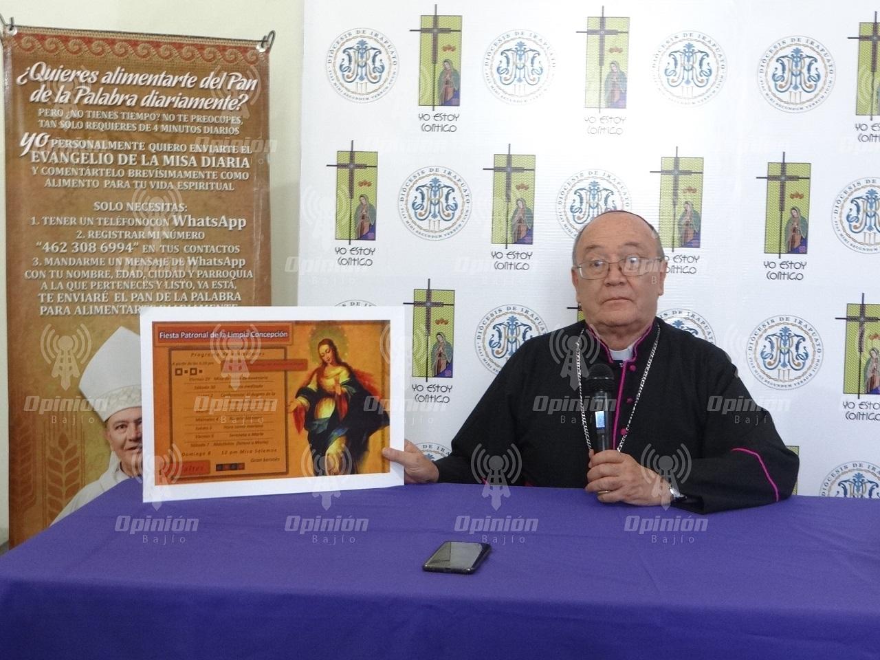 """""""No podemos vivir con tanta violencia"""": Diócesis de Irapuato"""
