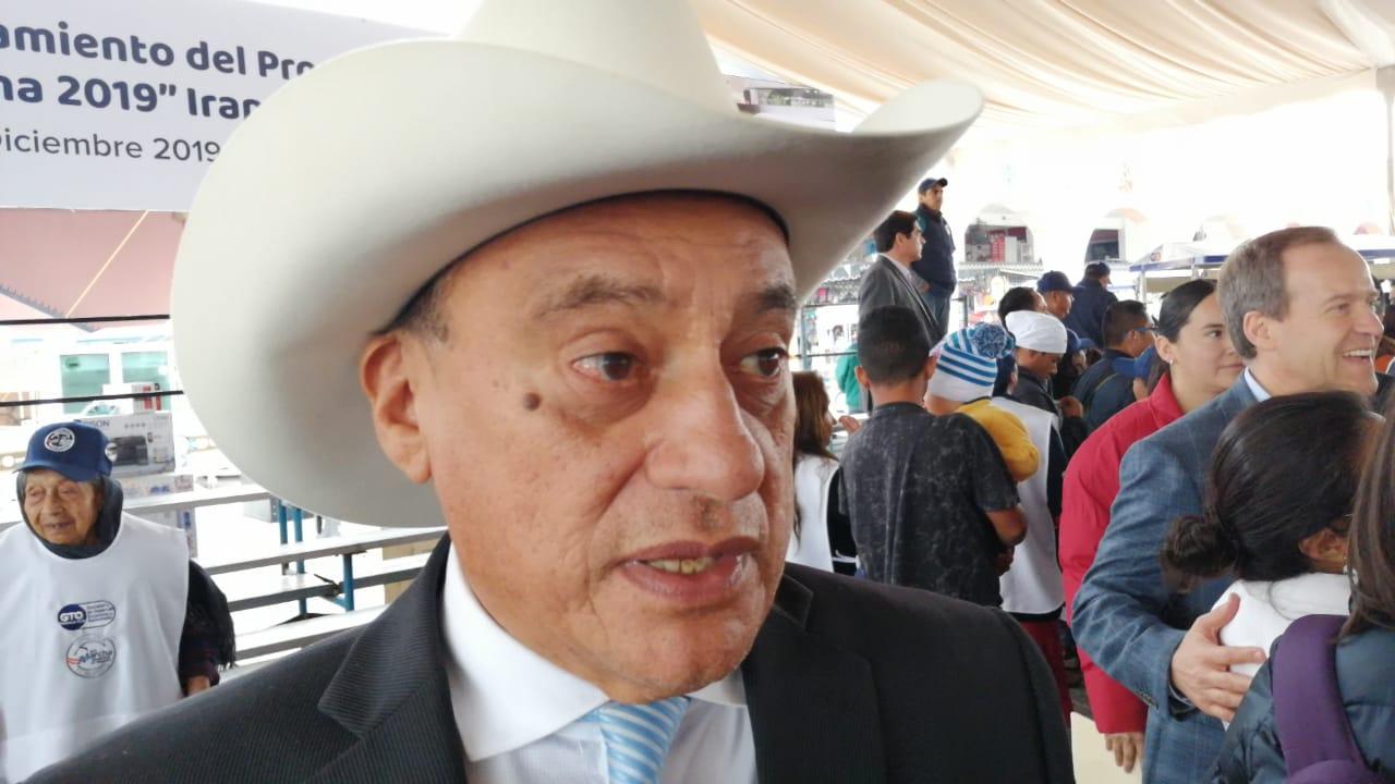 Espera Yuriria adelanto de participaciones federales para pagar aguinaldo y nómina