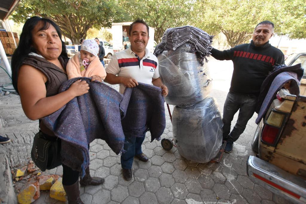 """Inicia programa """"seamos abrigo"""" del DIF Irapuato"""
