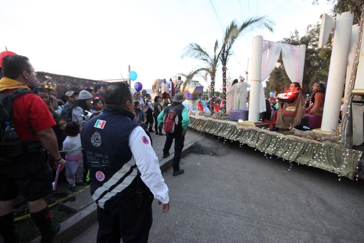 Si vas a ir a la Cabalgata de Reyes, estas son las recomendaciones de seguridad