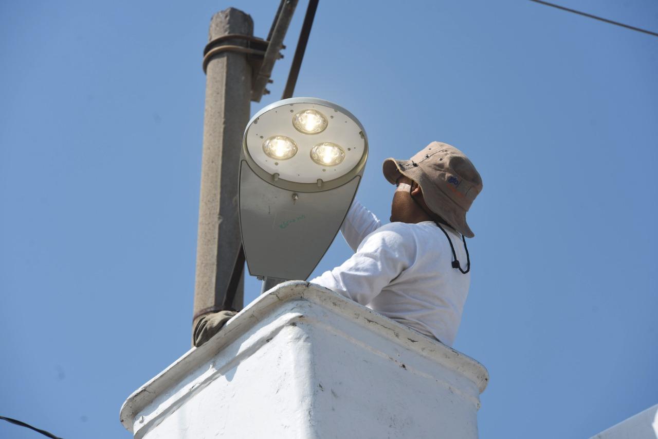 Avanzan trabajos para cobertura universal de servicios en zona rural en Irapuato