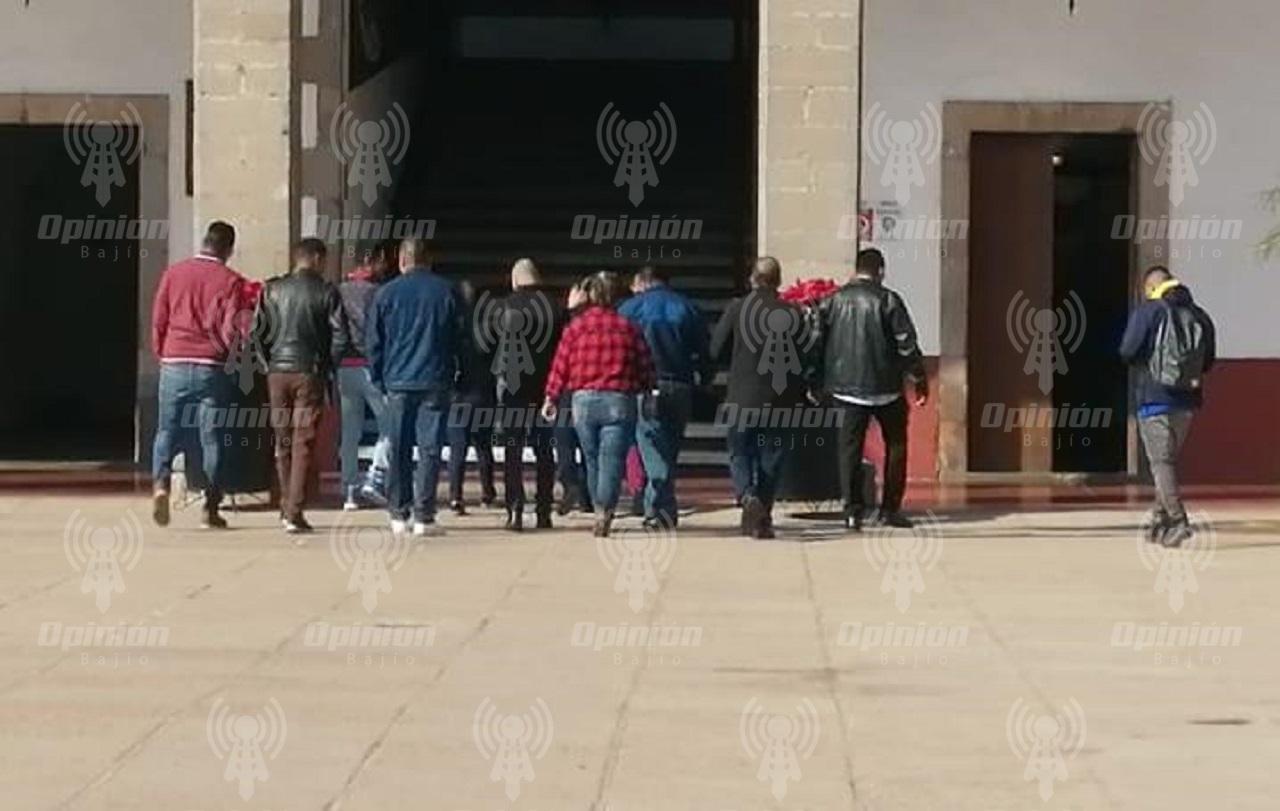 Representantes de anexos se reúnen con gobierno municipal; acuerdan mas seguridad