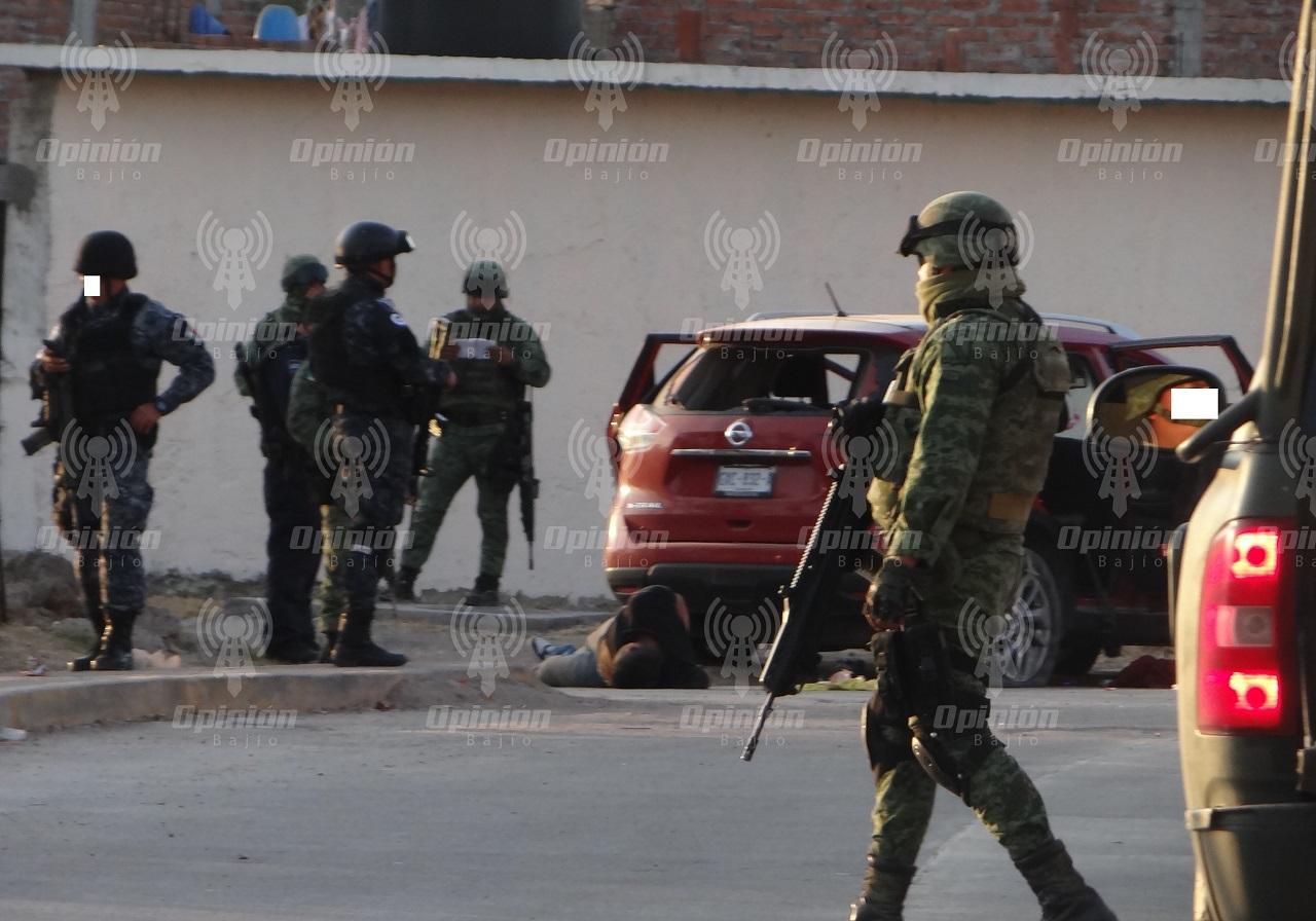 Enfrentamientos y ataques armados dejan 6 muertos y 5 detenidos